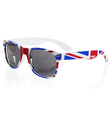 Union Jack Wayfarer Sunglasses
