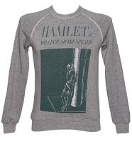 Unisex Hamlet By William Shakespeare Sweater from Out Of Print