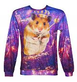 Unisex King Hamster Jumper from Mr Gugu And Miss Go