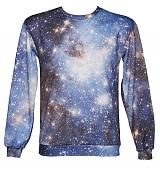 Unisex Nebula Sexy Space Jumper from Mr Gugu & Miss Go