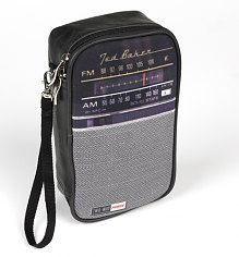 Vintage Transistor Radio Utility Bag from Ted Baker [View details]