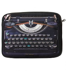 Vintage Typewriter Padded Laptop/Ipad Sleeve from Ted Baker [View details]