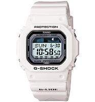 White G-Lide G-Shock Protection Watch from Casio