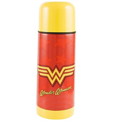 Wonder Woman Vacuum Flask