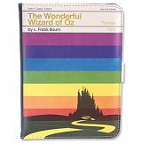 Wonderful Wizard Of Oz By L Frank Baum E-Reader Cover For Kindle Touch from Run For Covers