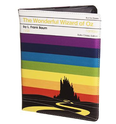 Wonderful Wizard Of Oz By L Frank Baum iPad Cover from Run For Covers