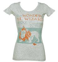 Ladies Wonderful Wizard Of Oz T-Shirt from Out Of Print