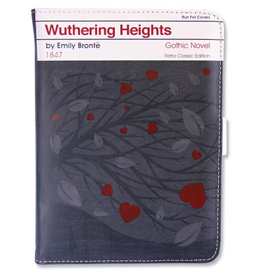 Wuthering Heights By Emily Bronte E-Reader Cover For Kindle Touch from Run For Covers