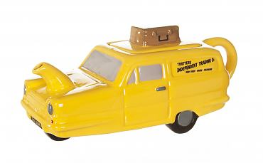 Yellow Three Wheeler Van Only Fools And Horses Teapot