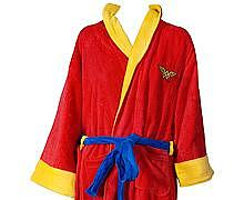 Ladies Wonder Woman Dressing Gown